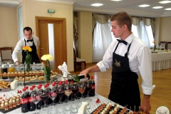 Фуршет в честь юбилея - мудрое решение - кейтринг компания «Yaris Catering» 07