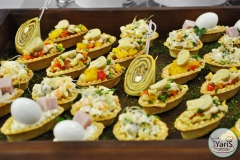 Корпоратив для компании SPS Commerce от выездного кейтеринг ресторана «Yaris Catering» 05