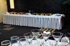 Корпоратив для компании SPS Commerce от выездного кейтеринг ресторана «Yaris Catering» 10
