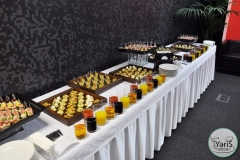 Корпоратив для компании SPS Commerce от выездного кейтеринг ресторана «Yaris Catering» 13