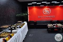 Корпоратив для компании SPS Commerce от выездного кейтеринг ресторана «Yaris Catering» 14