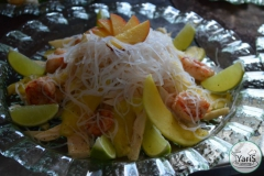 Корпоративные «Гаваи» - яркий праздник вкуса от кейтеринг ресторана «Yaris Catering»02