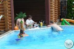 Корпоративные «Гаваи» - яркий праздник вкуса от кейтеринг ресторана «Yaris Catering»10