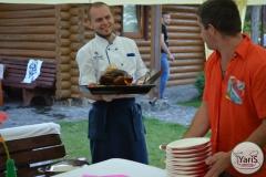 Корпоративные «Гаваи» - яркий праздник вкуса от кейтеринг ресторана «Yaris Catering»16