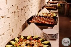 Корпоративный фуршет от выездного кейтеринг ресторана «Yaris Catering»01