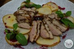 Новогодний корпоратив от выездного кейтеринг ресторана «Yaris Catering»02