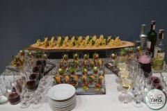 Новогодний корпоратив от выездного кейтеринг ресторана «Yaris Catering»07