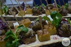 Новогодний корпоратив от выездного кейтеринг ресторана «Yaris Catering»13