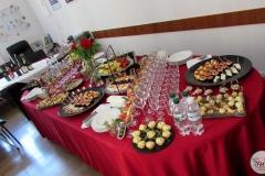 Поздравили Шефа - заказали празник - кейтринг компания «Yaris Catering» 02