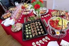 Поздравили Шефа - заказали празник - кейтринг компания «Yaris Catering» 03