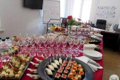 Поздравили Шефа - заказали празник - кейтринг компания «Yaris Catering» 04