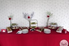 Поздравляем с 8 марта – фуршет от выездного кейтеринг ресторана «Yaris Catering» 03