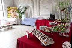 Поздравляем с 8 марта – фуршет от выездного кейтеринг ресторана «Yaris Catering» 06