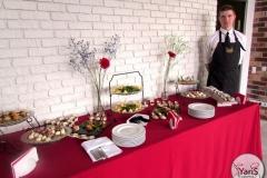 Поздравляем с 8 марта – фуршет от выездного кейтеринг ресторана «Yaris Catering» 08