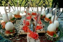 Приветственный фуршет в Межигорье - кейтринг компания «Yaris Catering» 09