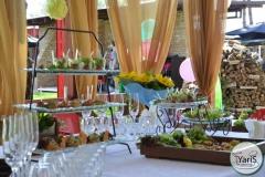 Солнечный пикник на День Рождения от выездного кейтеринг ресторана «Yaris Catering»12