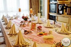 Уютный День Рожденья дома от выездного кейтеринг ресторана «Yaris Catering»01