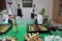 Весенний фуршет За прекрасных дам! от выездного кейтринг ресторана «Yaris Catering» 02