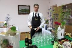 Весенний фуршет За прекрасных дам! от выездного кейтринг ресторана «Yaris Catering» 05