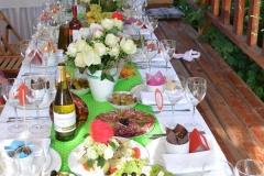 Кейтеринг свадьба 3 - выездной ресторан «Yaris Catering» 10