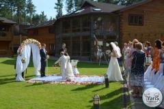 Кейтеринг свадьба 4 - выездной ресторан «Yaris Catering» 09