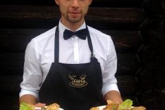 Кейтеринг свадьба 9 - выездной ресторан «Yaris Catering» 10