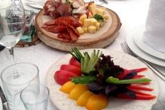 Кейтеринг свадьба 9 - выездной ресторан «Yaris Catering» 12